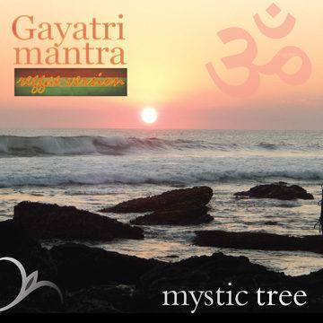 Gayatri Mantra Reggae Version - Album Cover