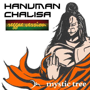 Hanuman Chalisa Reggae Version Album Cover