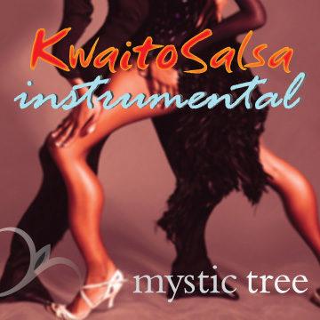 KwaitoSalsa Instrumental Album Cover